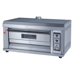 Electric Luxury Pizza Oven(1 Deck 2 Tray)