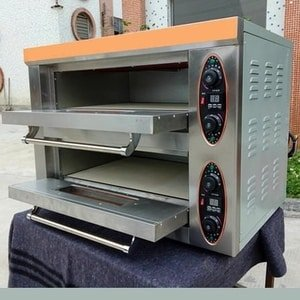 Electric Pizza Double Oven