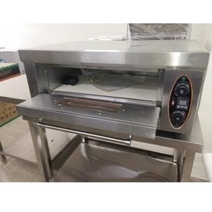 Electric Pizza Oven(1 Deck 1 Tray)